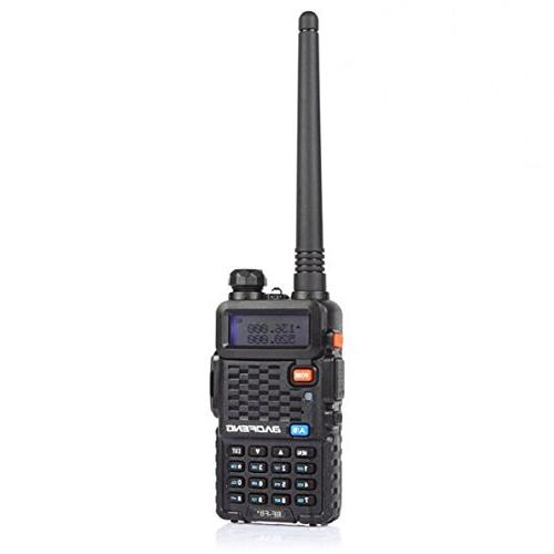 BaoFeng BF-F8+ 2nd Gen UV-5R Dual-Band 136-174/400-520 MHz