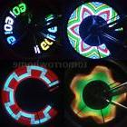 Bicycle Motorcycle Bike Tyre Tire Wheel Lights 32 LED Flash