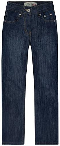 Levi's Big Boys' 514 Straight Fit Jeans, Glare, 14