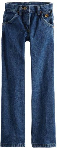 Wrangler Big Boys' Original Cowboy Cut George Strait Jeans,