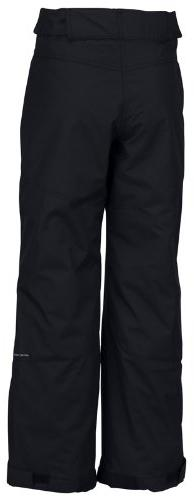 Columbia Big Girls'  Crushed Out Pant, Black, 10/12