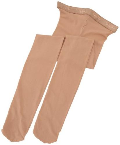 Capezio Big Girls' Hold & Stretch Footed Tight,Ballet Pink,M
