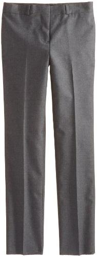 Brooks Brothers Big Boys' Pln Pant Prep, Grey, 20