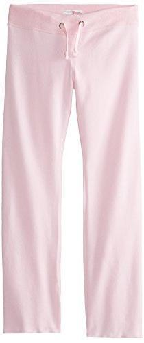 Big Girls' Rugby Pant Cttnply, Red, XLG