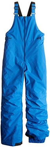 Columbia Big Boys' Snowslope II Bib, Marine Blue, Medium