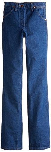Wrangler Big Boys' Students Cowboy Cut Jeans,Prewashed