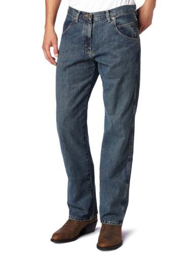 Wrangler Men's Big Rugged Wear Relaxed Straight Fit,