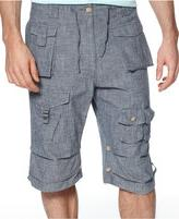 Sean John Big and Tall Shorts, Classic Flight Cargo Shorts