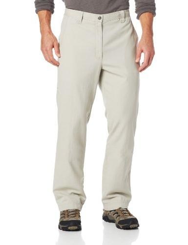 Columbia Men's Tall Ultimate Roc Pant, Fossil, 38x36