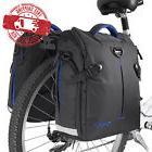 BV Bike Commuter Bag Cycling Panniers Rear Storage w/ Rain