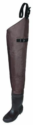 Allen Black River Hip Boot - Cleated Size 10 117605