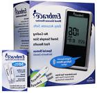 Blood Glucose Sugar Diabetes monitor Embrace Talking Meter w