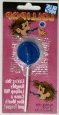 Loftus Blue Mouth Lollipop