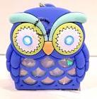 BATH & BODY WORKS BLUE BOY OWL LIGHT UP POCKETBAC SANITIZER