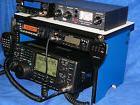 Ham Radio Bench Mount Rack Holder Bracket  antenna Kenwood