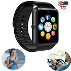 Bluetooth Smart Wrist Watch GSM SIM Phone Mate for iPhone