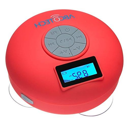 Bluetooth Mini Speaker Red