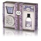 Blush Personal Care Natural Ingredients Bath and Body Gift