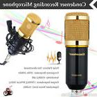 BM-800 Condenser Dynamic Microphone Mic Sound For Studio