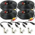 Amcrest 60 Foot BNC Coaxial Cable for CCTV Security HDCVI