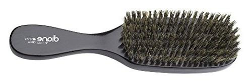 Diane 100% Boar Bristle Extra Firm Wave Brush
