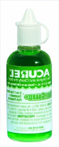 Acurel LLC Bodyguard Plus 50-ml, Aquarium and Pond Water