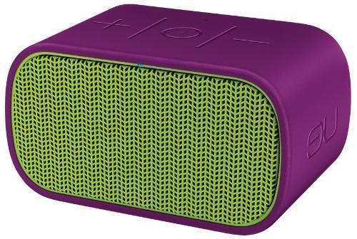 Logitech MINI BOOM Speaker System - Battery Rechargeable -
