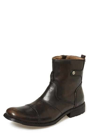 Men's Bed Stu 'Burst' Boot, Size 8.5 M - Black