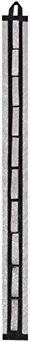 Chassé Girls' Bow Pro Glitter Silver/Glitter Black