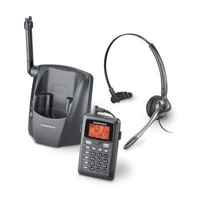 Plantronics - DECT 6.0 cordless headset phon