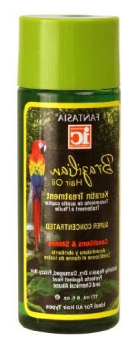Fantasia Brazilian Hair Oil Serum, 6 Ounce