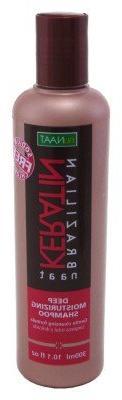 Nunaat Brazilian Keratin Deep Moisturizing Shampoo 10.1 oz
