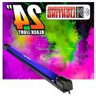 """24"""" Bright - Black light with tube & fixture"""