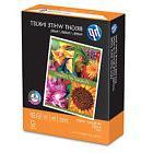 "HP Bright White Inkjet Paper 24lb 97 Bright 8-1/2 x 11"" Ream"