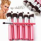 Pro Cosmetic Makeup Tool Brush 10pcs Brushes Set Powder