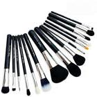15Pcs Pro Makeup Cosmetic Brush Foundation Powder Kabuki