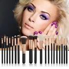 Pro Makeup 20pcs Brushes Set Eyeshadow Eyeliner Lip Brush