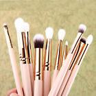 12Pcs Pro Makeup Brushes Set Foundation Powder Eyeshadow