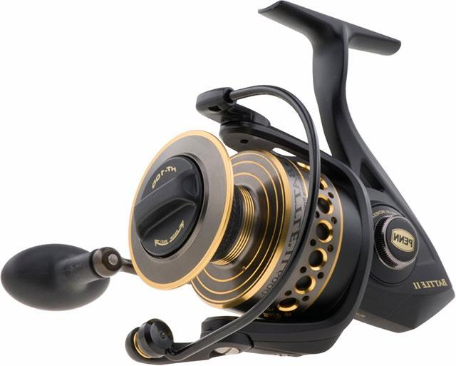 Penn BTLII8000 Battle II Spinning Reel
