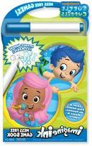Bed Bath & Beyond Bubble Guppies Game & Activity Book w/Mess