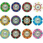 New Bulk Lot 1000 The Mint 13.5g Clay Casino Poker Chips -