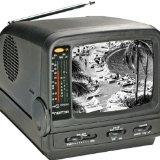 Action 5 inch bw TV