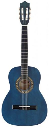 Stagg C530 3/4-Size Nylon String Classical Guitar - Blue