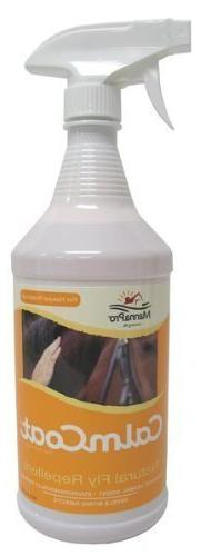 Calm Coat Fly Repellent, 32-Ounce