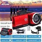 Full HD 1080P 24MP Digital Video Camcorder Camera DV HDMI 2.