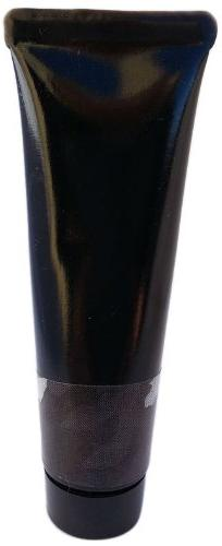 Bobbie Weiner Camouflage Face Paint Squeeze Tube, Black