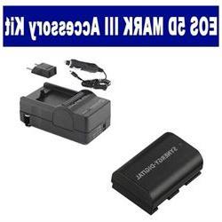 EOS 5D Mark III DSLR Camera +  24-105mm f/4L IS USM +  75-