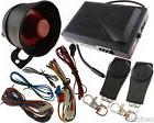 1-Way Car Alarm Protection Security System Keyless Entry