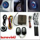 Car Alarm System Security Keyless Entry Ignition Engine