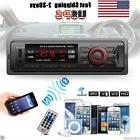 Car In-Dash Stereo Audio Bluetooth Receiver USB MP3 Music